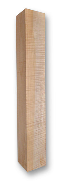 Big Leaf Maple Ukulele Neck MNM3-3015