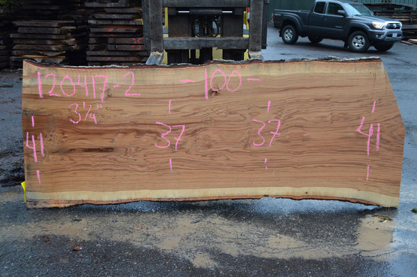 Red Oak Slab 120417-02