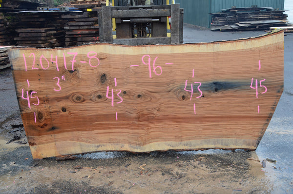 Red Oak Slab 120417-08