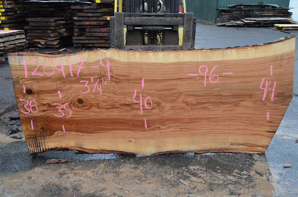 Red Oak Slab 120417-09