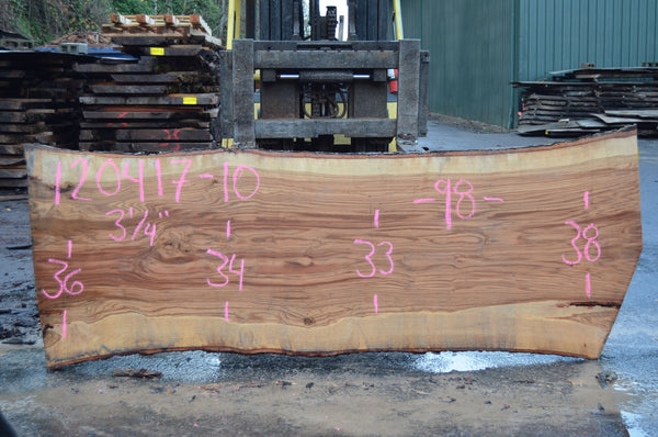 Red Oak Slab 120417-10