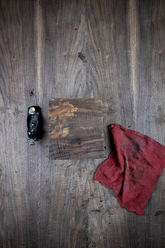 Oregon Black Walnut Turning Block TB-1027