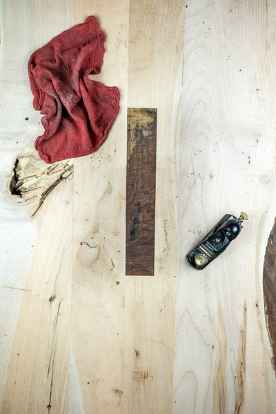 Oregon Black Walnut Turning Block TB-1042