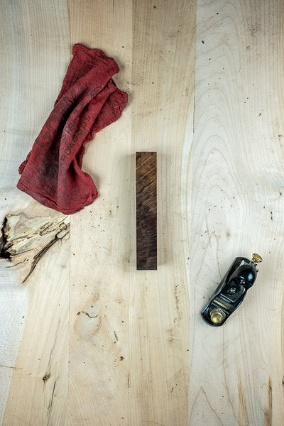 Oregon Black Walnut Turning Block TB-1051