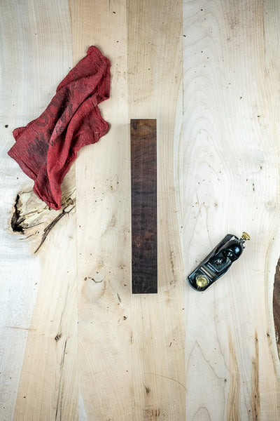 Oregon Black Walnut Turning Block TB-1053