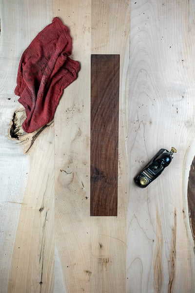 Oregon Black Walnut Turning Block TB-1056