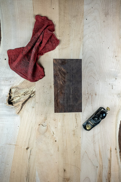 Oregon Black Walnut Turning Block TB-1058
