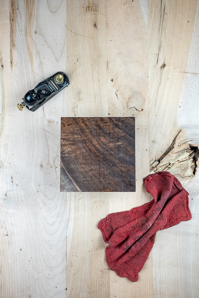 Oregon Black Walnut Turning Block TB-1061