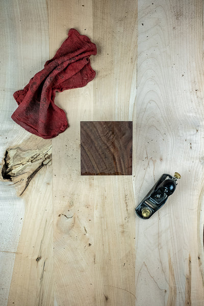Oregon Black Walnut Turning Block TB-1064