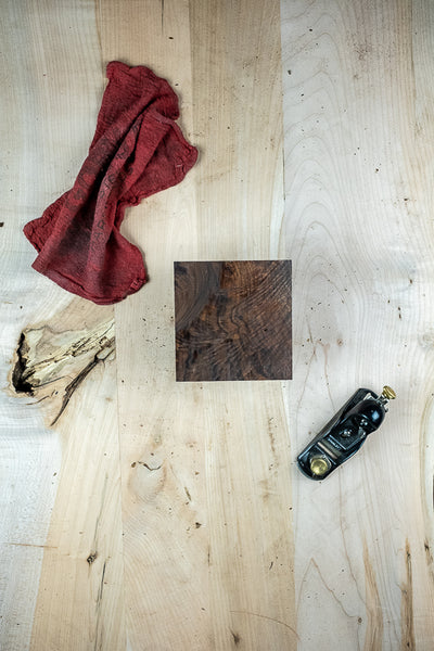 Oregon Black Walnut Turning Block TB-1065