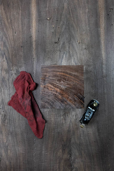 Oregon Black Walnut Turning Block TB-1067