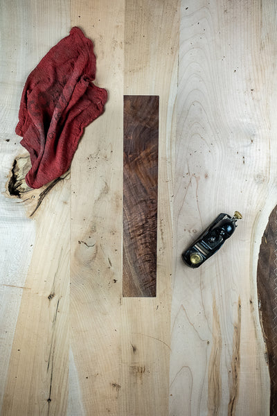Oregon Black Walnut Turning Block TB-1068