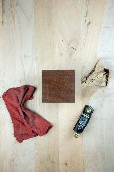 Oregon Black Walnut Turning Block TB-1072