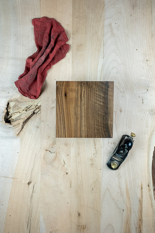 English Walnut Turning Block TB-1076
