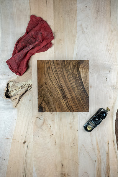 English Walnut Turning Block TB-1079