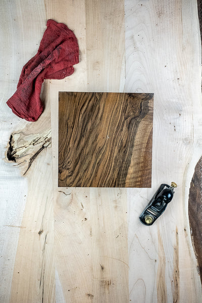 English Walnut Turning Block TB-1080