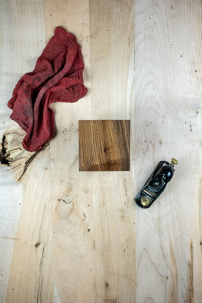 English Walnut Turning Block TB-1084