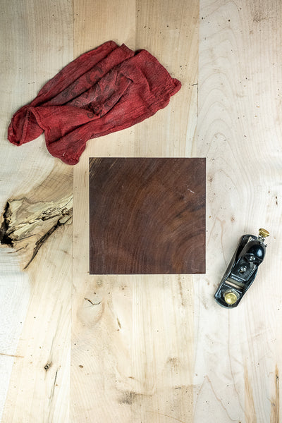 Oregon Black Walnut Turning Block TB-1092