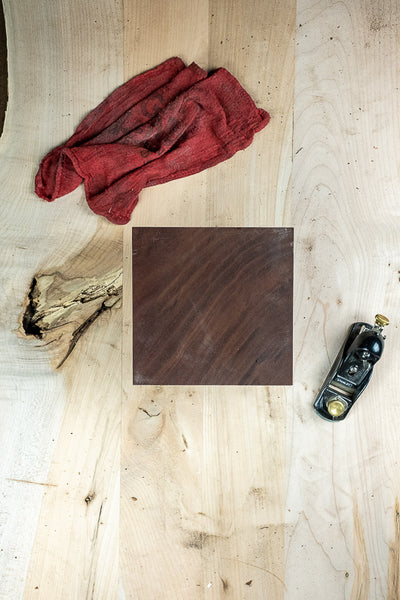 Oregon Black Walnut Turning Block TB-1093