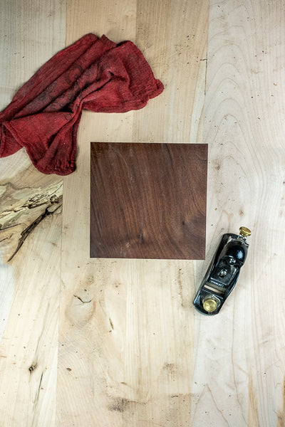 Oregon Black Walnut Turning Block TB-1097