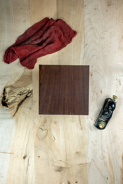 Oregon Black Walnut Turning Block TB-1098