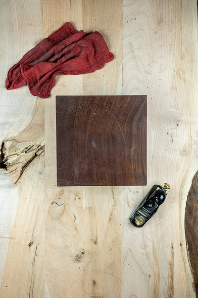 Oregon Black Walnut Turning Block TB-1100