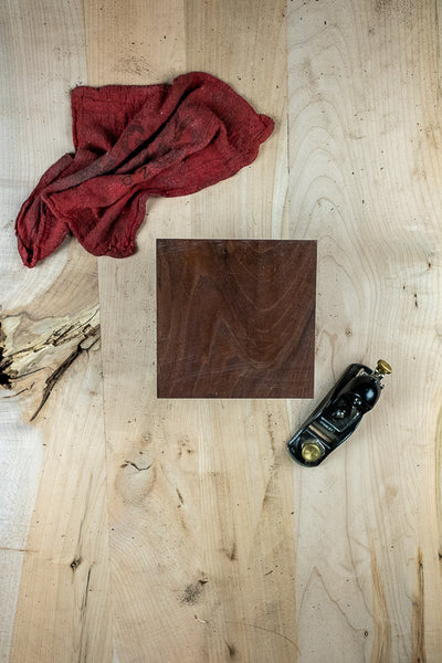 Oregon Black Walnut Turning Block TB-1103