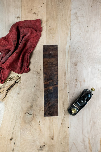 Oregon Black Walnut Turning Block TB-1105