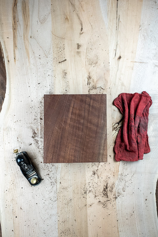 Oregon Black Walnut Turning Block TB-1110