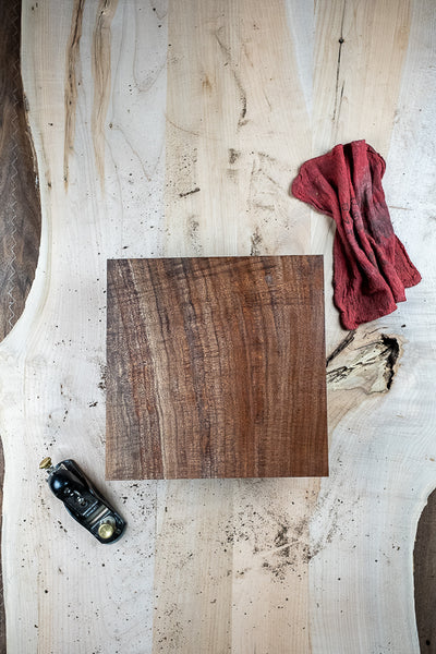 Oregon Black Walnut Turning Block TB-1112