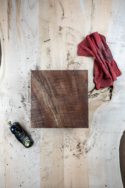 Oregon Black Walnut Turning Block TB-1113