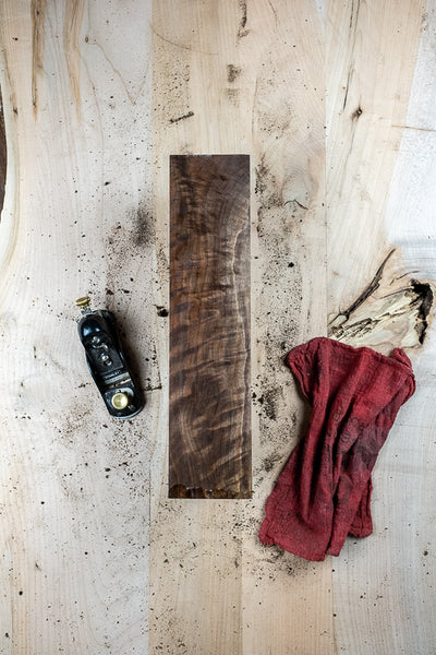Oregon Black Walnut Turning Block TB-1116