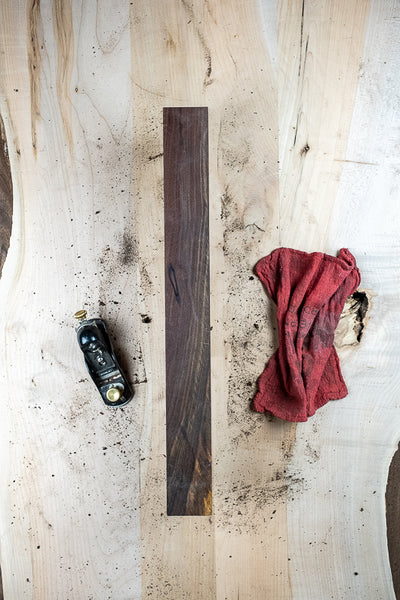 Oregon Black Walnut Turning Block TB-1117