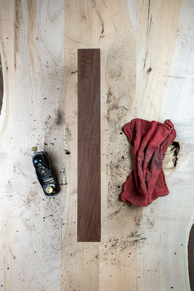 Oregon Black Walnut Turning Block TB-1118