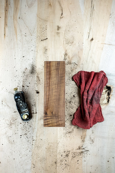 Oregon Black Walnut Turning Block TB-1119