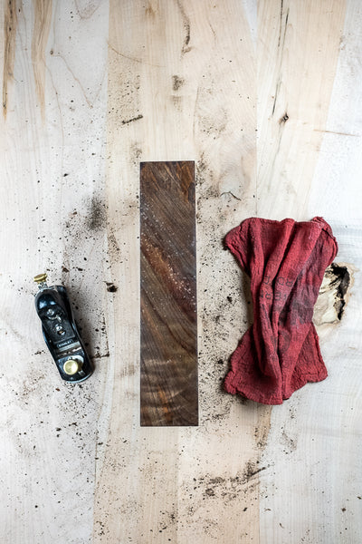 Oregon Black Walnut Turning Block TB-1120