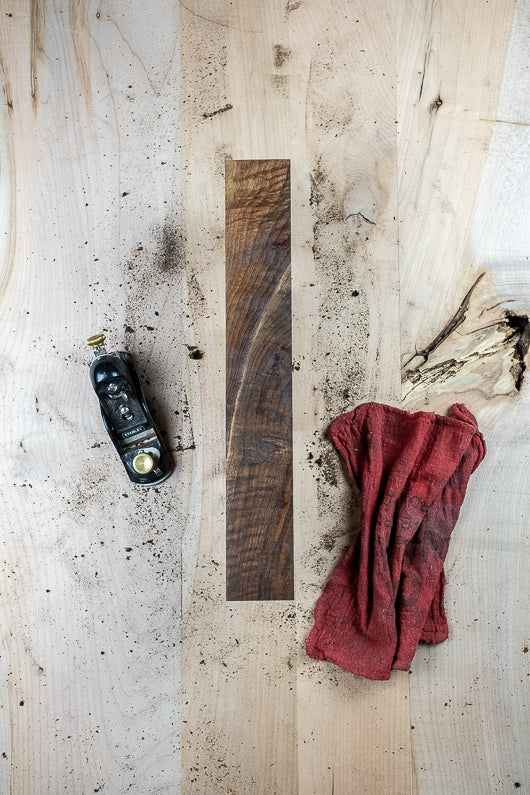 Oregon Black Walnut Turning Block TB-1121