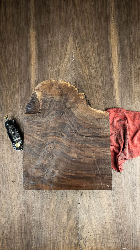 Walnut Burl WB-107