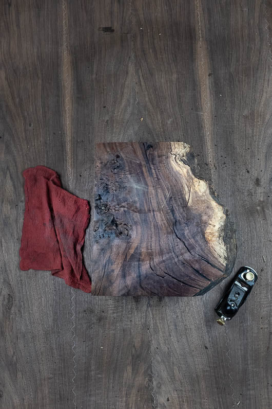 Walnut Burl WB-137