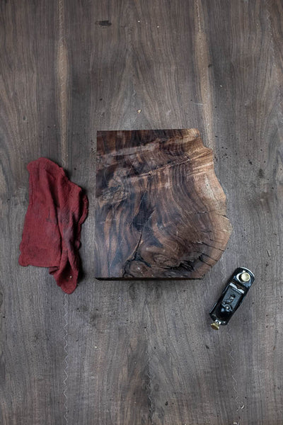 Walnut Burl WB-140