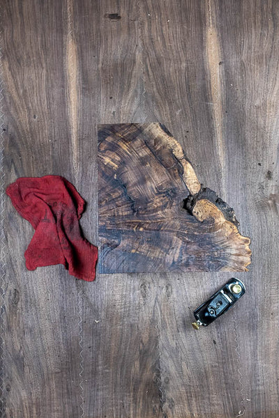 Walnut Burl WB-149