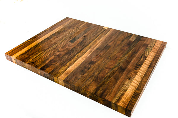 Oregon Black Walnut Butcher Block