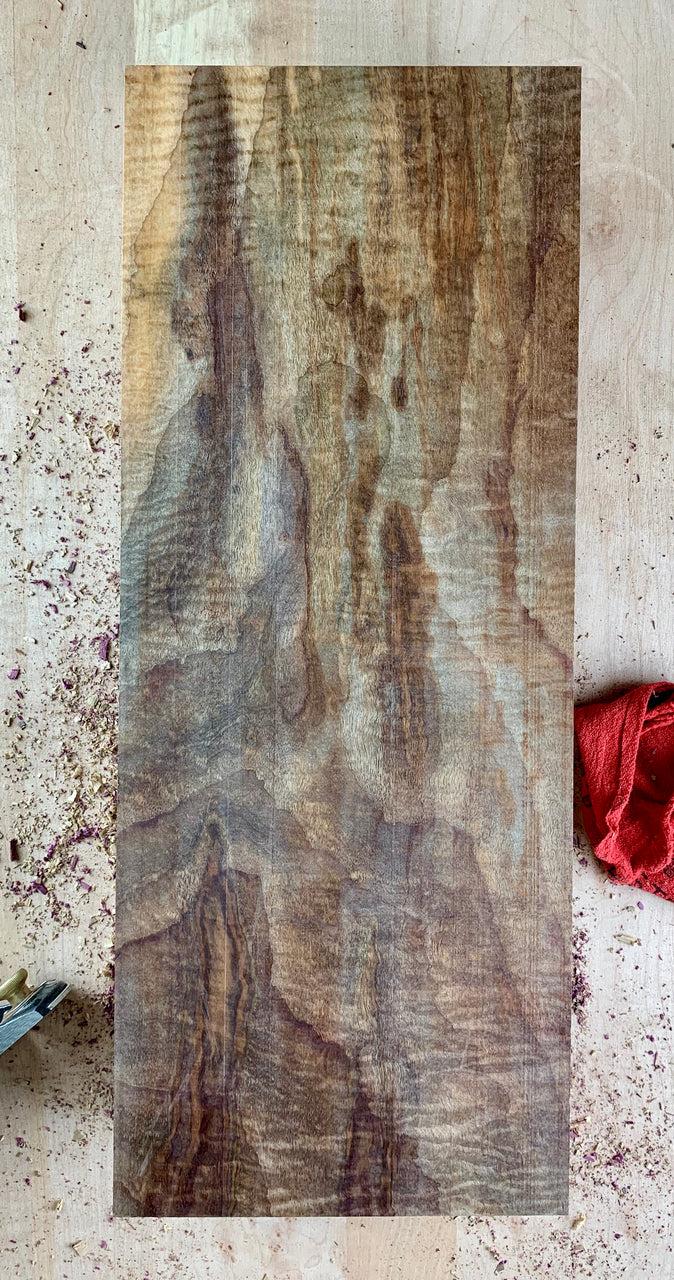 Oregon Black Walnut Board B3791