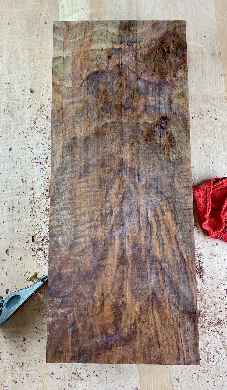 Oregon Black Walnut Board B3790