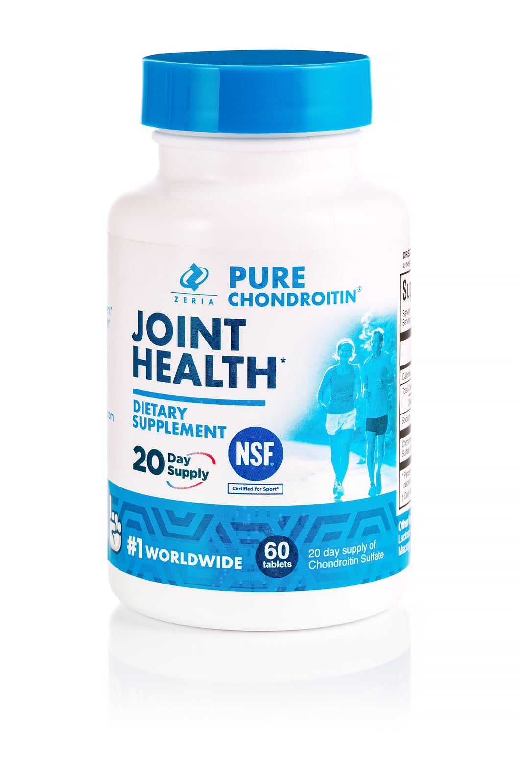 Pure Chondroitin 60 Tablets