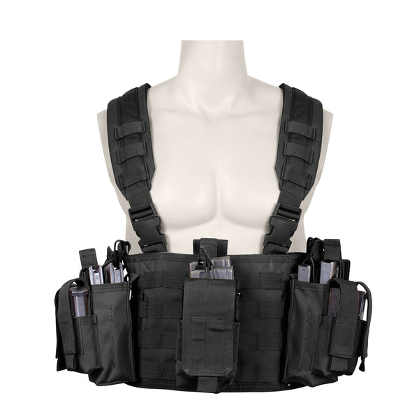 Operator's Tactical Chest Rig