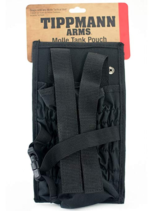 Molle Tank Pouch - Black