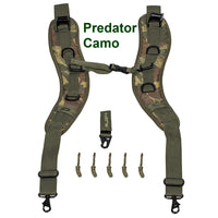 Push Backpack Strap Kit - Predator Camo