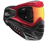 Dye Axis Pro Mask - Red