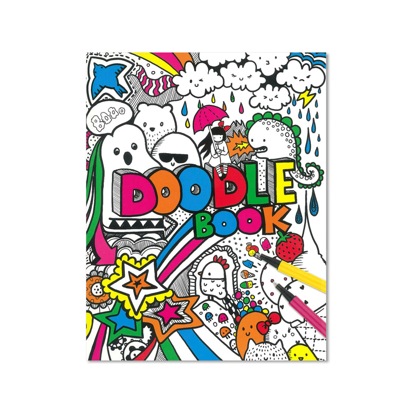 Create Your Own Doodle Book